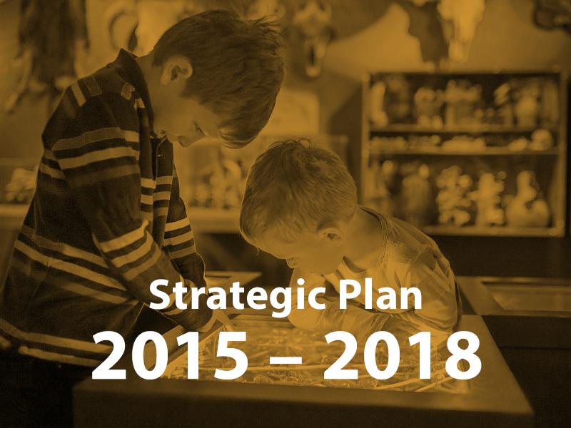 Strategic Plan 2015 – 2018