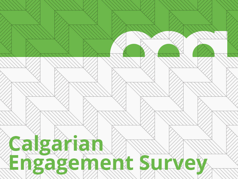 Calgarian Engagement Survey