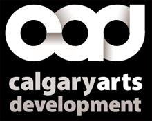 CADA logo black and white