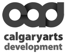 CADA logo greyscale