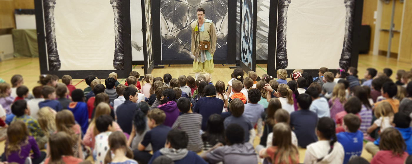 Calgary Opera's The Magic Flute School Show