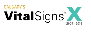 Calgary Foundation 2016 Vital Signs logo