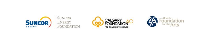 Calgary Poet Laureate Program 2015 Logos
