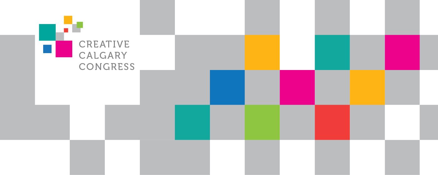 banner - Creative Calgary Congress