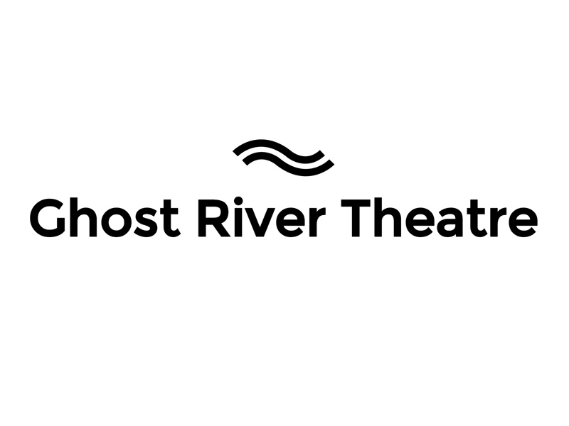 Ghost River Theatre logo