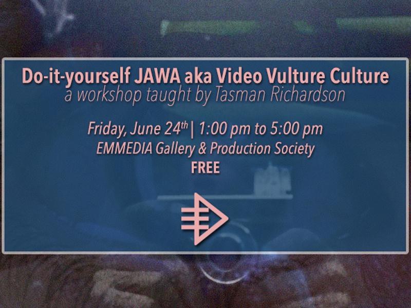 DIY jawa aka video vulture culture