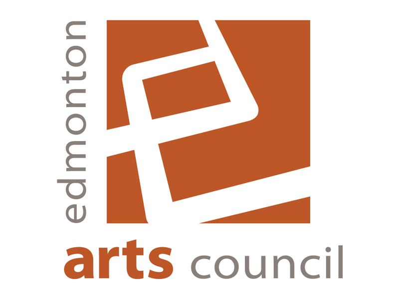 Edmonton Arts Council logo