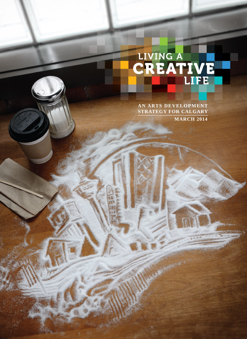 Living a Creative Life Cove