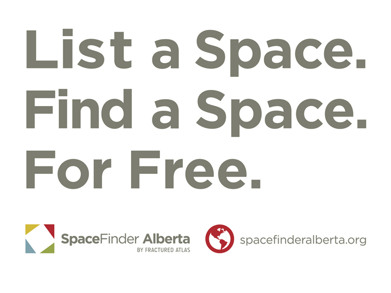List a Space. Find a Space. For Free.