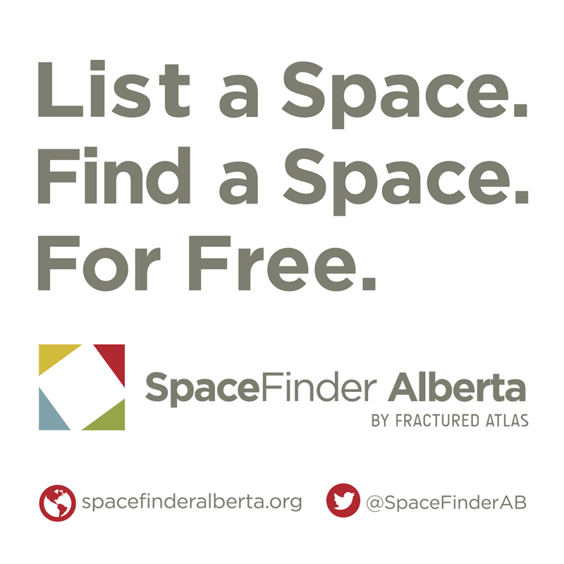 SpaceFinder Alberta Announcement