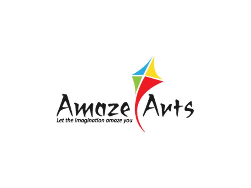 amaze arts studio logo