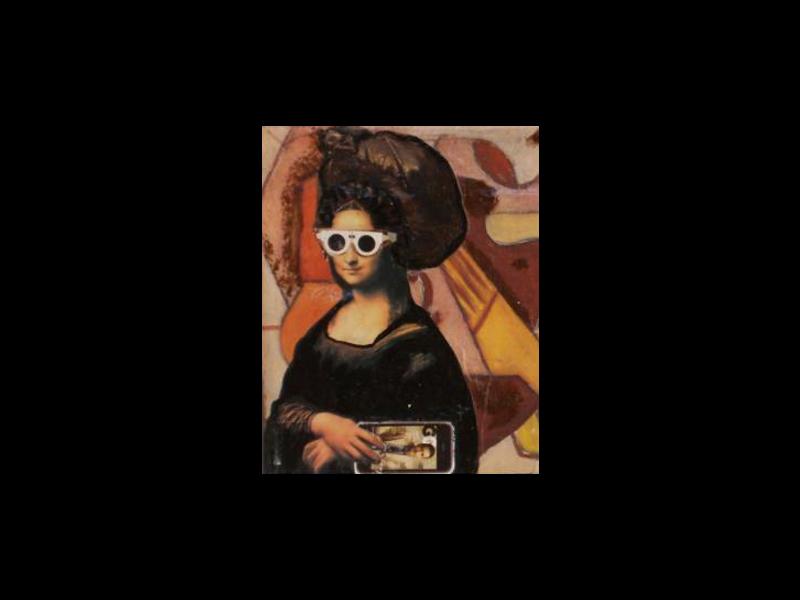 caprices fineart show sale, Mona Incognito image