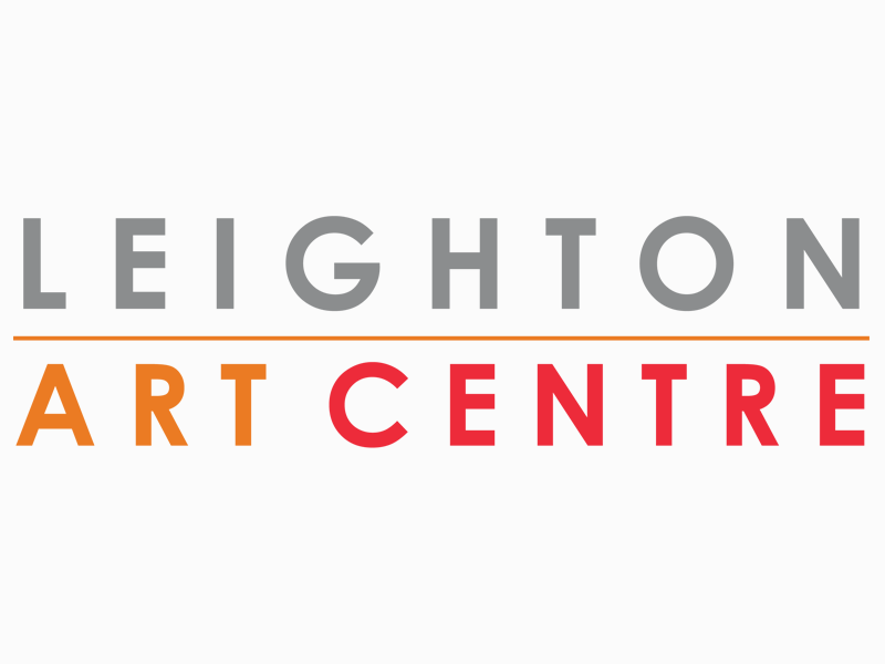 Leighton Art Centre logo