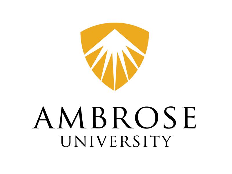 Ambrose University logo