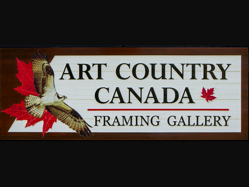 Art Country Canda Framing
