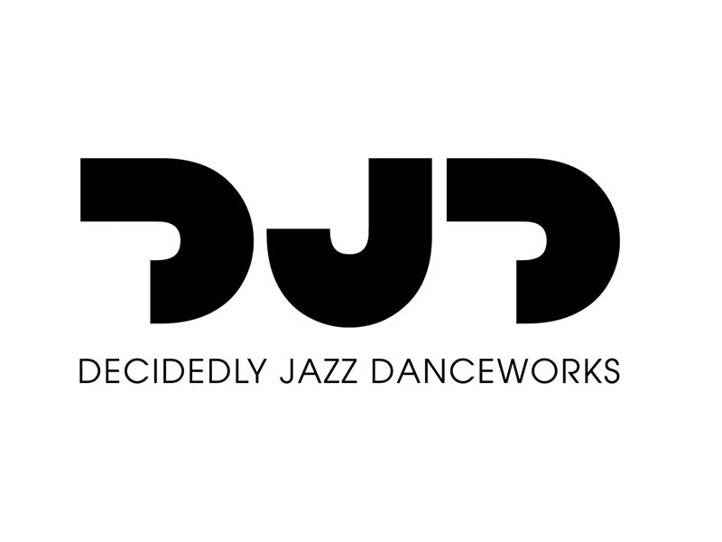 Logo image – Decidedly Jazz Danceworks