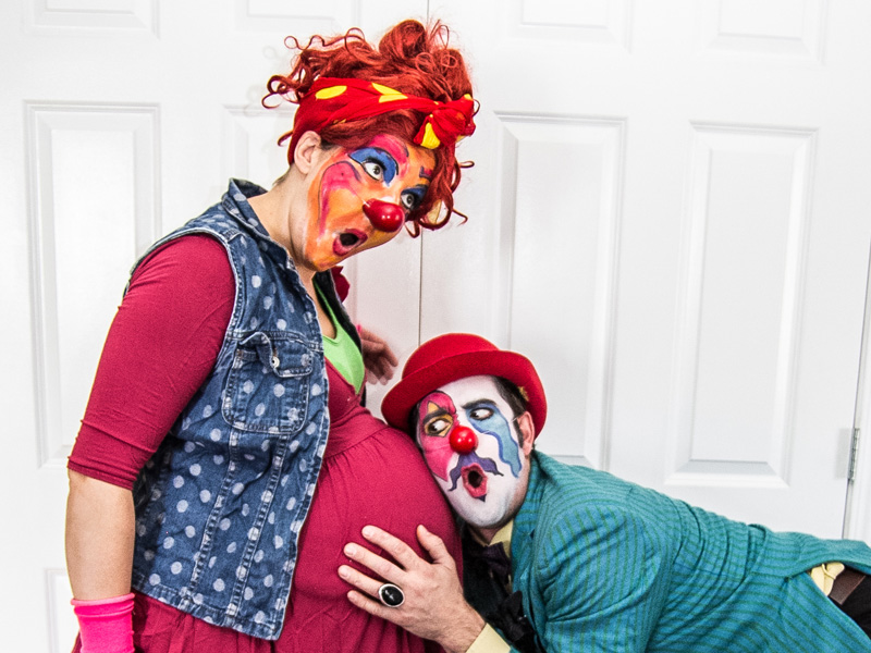 Hushabye explores the foibles of impending parenthood | Photo: Courtesy of Sizzle and Spark