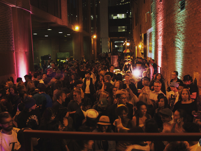 8th Annual Season Launch &Alley Party | Photo: Courtesy of Theatre Junction GRAND