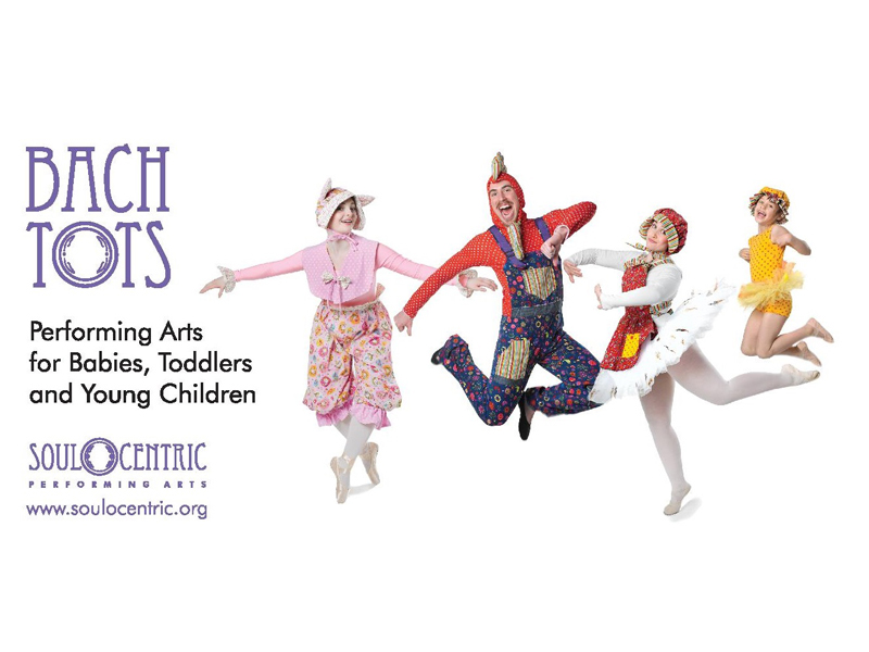 Bach Tots - Soulocentric Performing Arts
