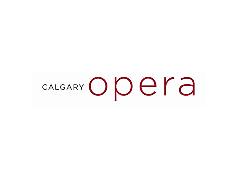 logo image - Calgary Opera
