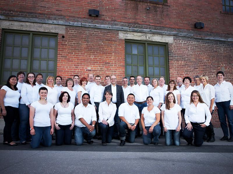 Spiritus Chamber Choir | Photo: Courtesy of Spiritus Chamber Choir