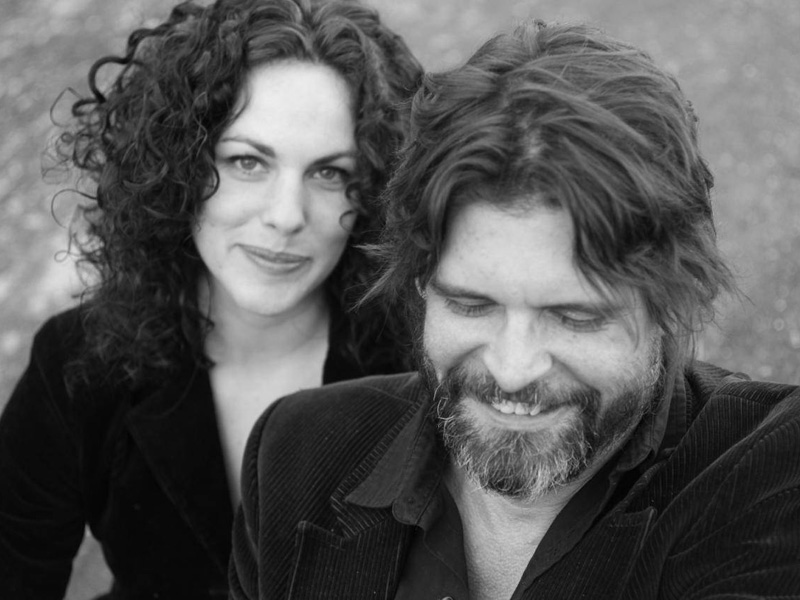 Hear Amy LaVere/Will Sexton Duo perform at Bow Valley Music Club's upcoming twin bill night | Photo: Courtesy of Calgary Music Events