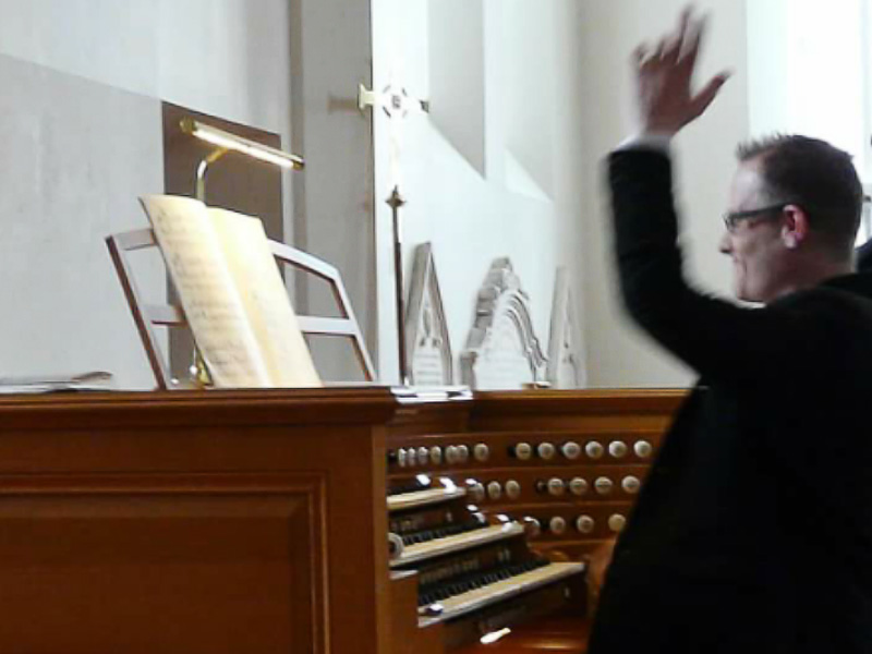 Hear Canadian organist J. Thomas Gonder play Knox United Church's 1912 Casavant pipe organ | Photo: Courtesy of Calgary Music Events