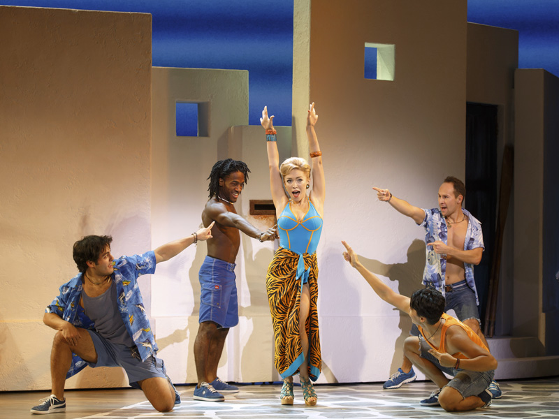 Mamma Mia! is coming to Calgary and you can win your way in with Broadway Across Canada | Photo: Joan Marcus