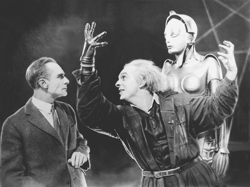 See the classic silent film Metropolis alongside live and improvised pipe organ accompaniment | Still: Courtesy of Calgary Music Events