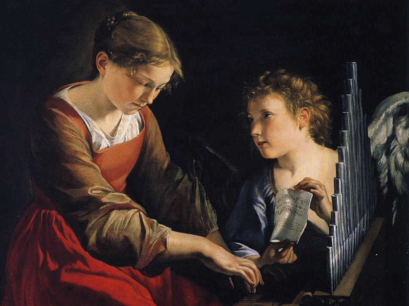 Win tickets to Early Music Voices' Ode on St. Cecilia's Day   Image: Courtesy of Calgary Music Events