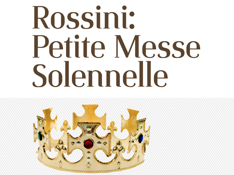 Win Tickets to Petite Messe Solennelle