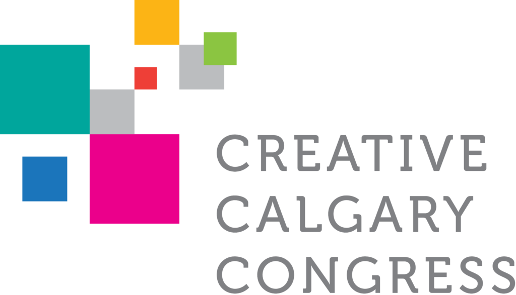 logo, Creative Calgary Congress