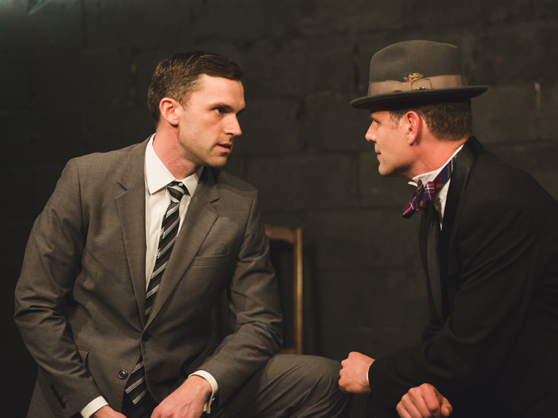 Get ready for an improvised whodunnit with The Kinkonauts | Photo: Cassie's Camera