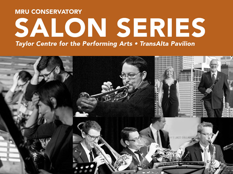 MRU Conservatory Salon Series continues with a tribute to Louis Armstrong | Image: Courtesy of MRU Conservatory