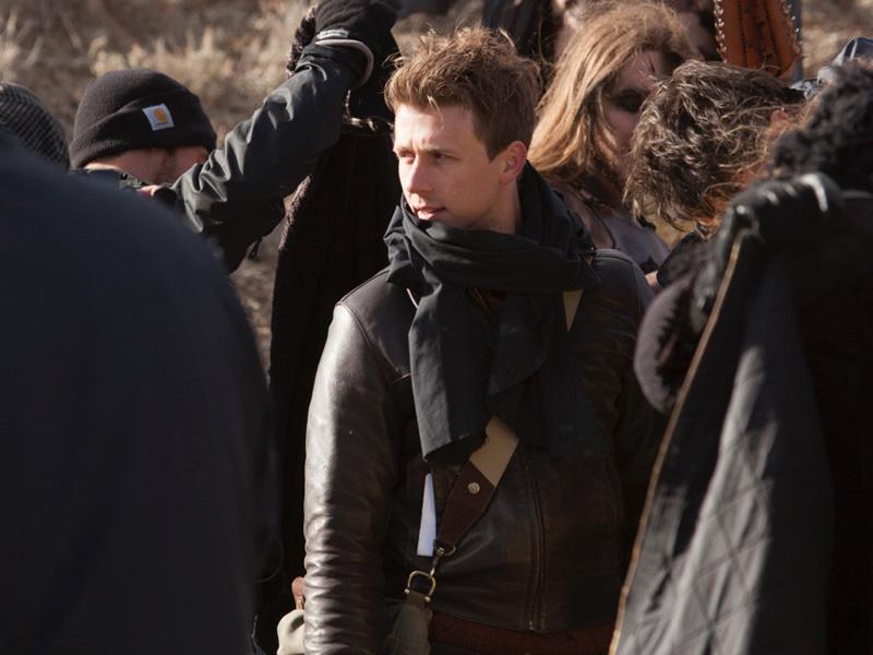 Director Benjamin Ross Hayden | Photo: Courtesy of Manifold Pictures