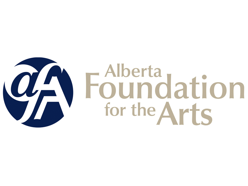 logo image – Alberta Foundation for the Arts
