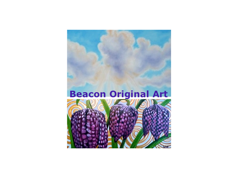 Beacon Original Art logo