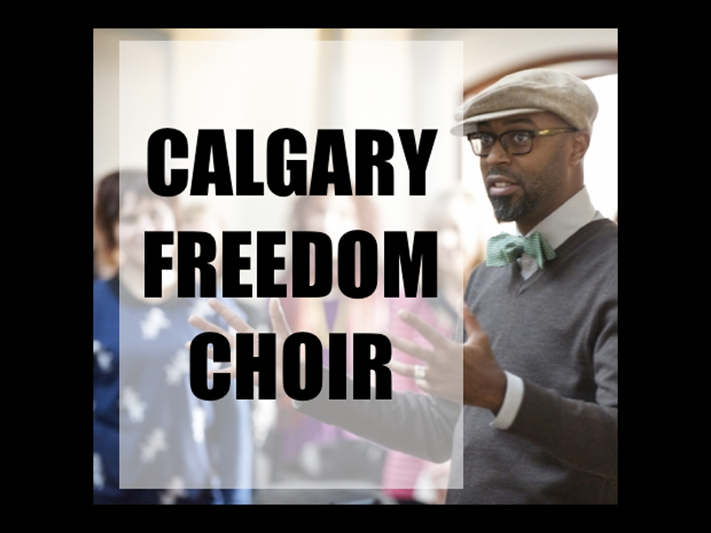 image – Calgary Freedom Choir
