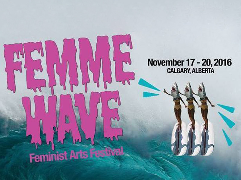 Femme Wave returns for 2016 | Image: Courtesy of Femme Wave