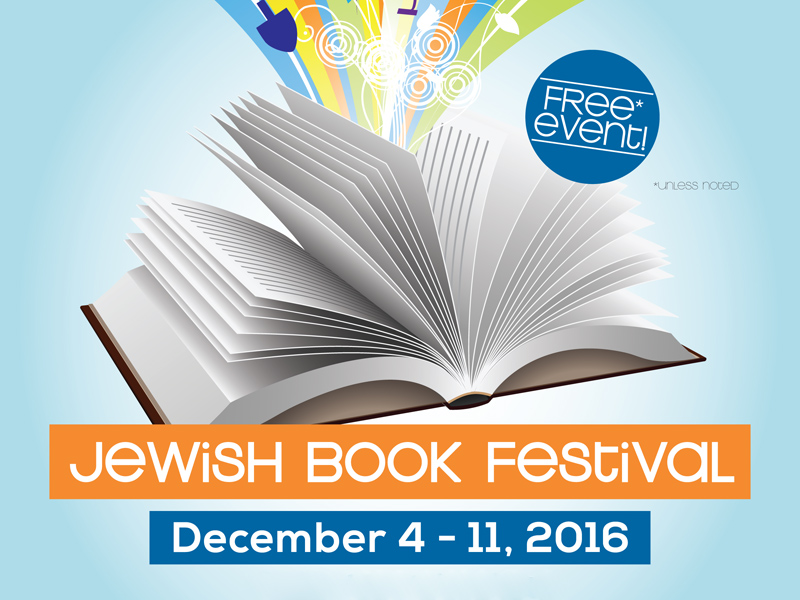 Calgary JCC hosts its annual Jewish Book Festival | Image: Courtesy of Calgary JCC