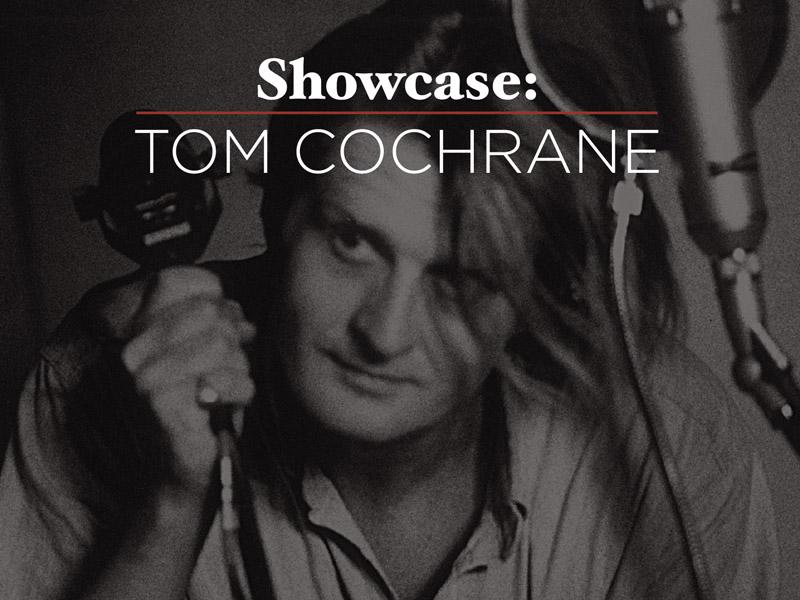 Showcase: Tom Cochrane