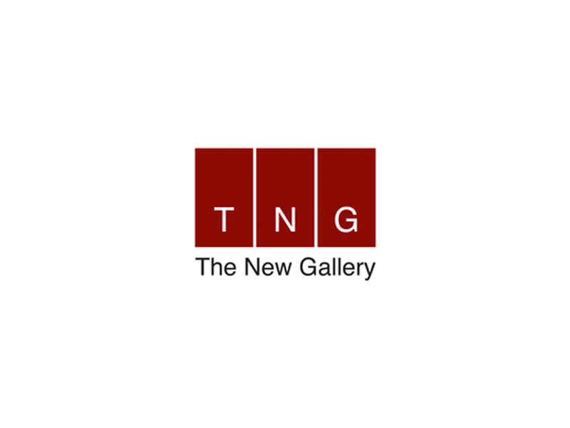 logo image – The New Gallery