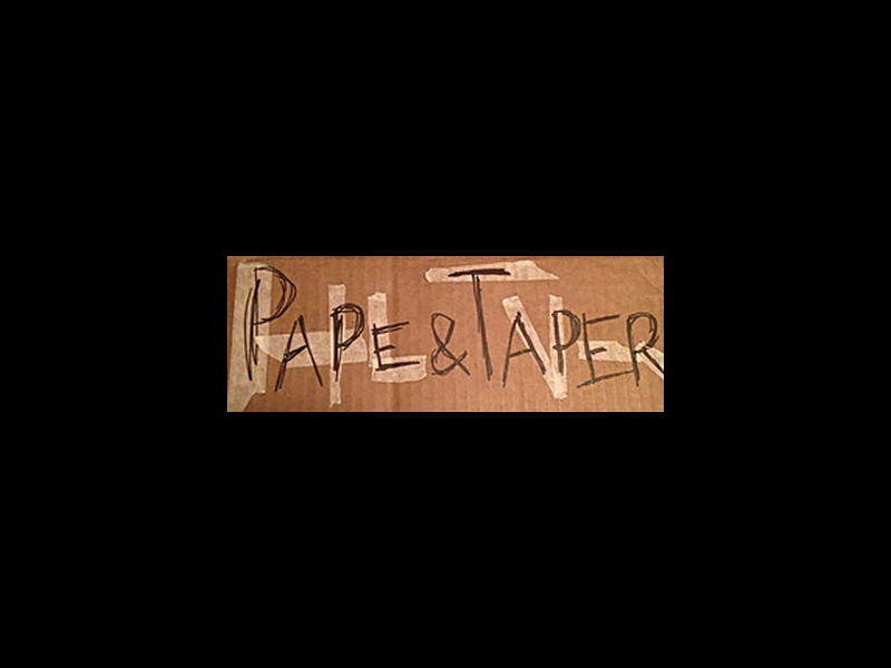 logo image – Pape & Taper Productions