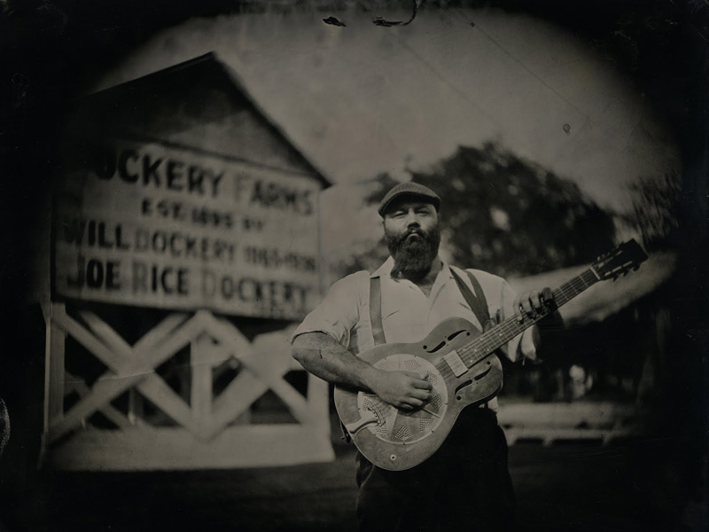 Arts Commons Presents The Blues: Reverend Peyton's Porch Sessions | Photo: Courtesy of Arts Commons