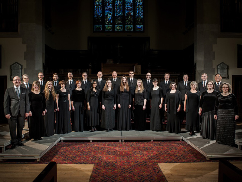 Luminous Voices presents A Luminous New Year's Eve | Photo: Courtesy of Calgary Music Events