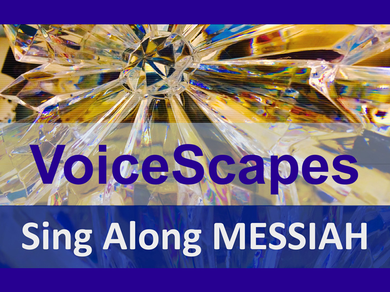 Enter for your chance to be part of VoiceScapes' annual Sing Along Messiah concert | Image: Courtesy of Calgary Music Events