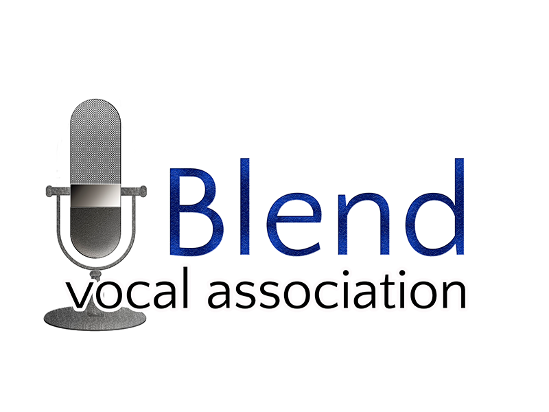 Logo image - Blend Vocal Association