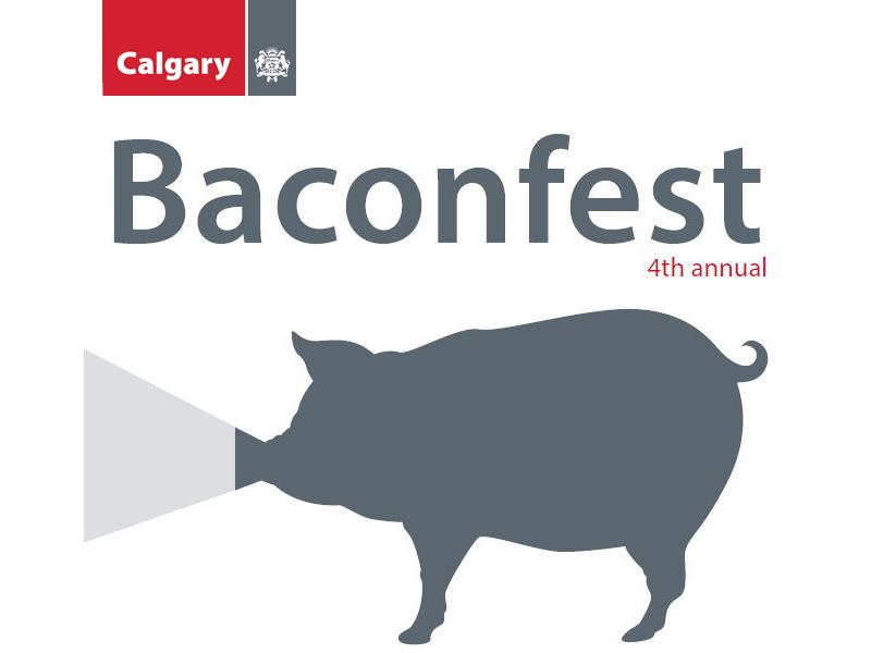 Poster for Baconfest 4
