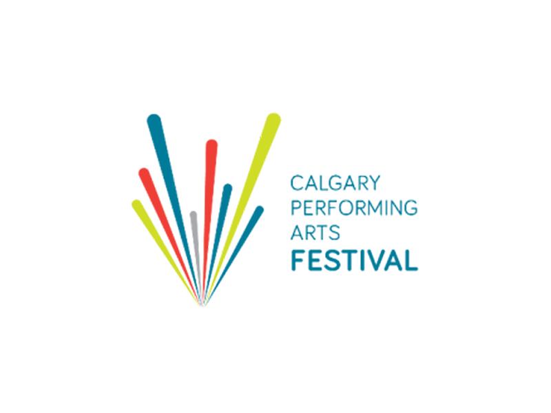 Calgary Performing Arts Festival logo