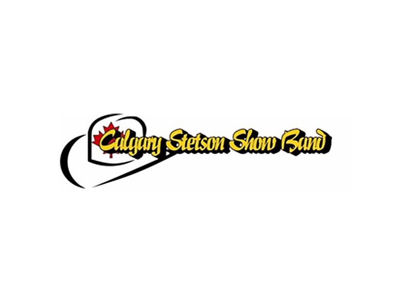 Logo image – Calgary Stetson Show Band